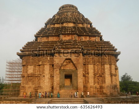 famous Temple in Odisha #635626493