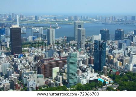 Famous Tokyo Bay