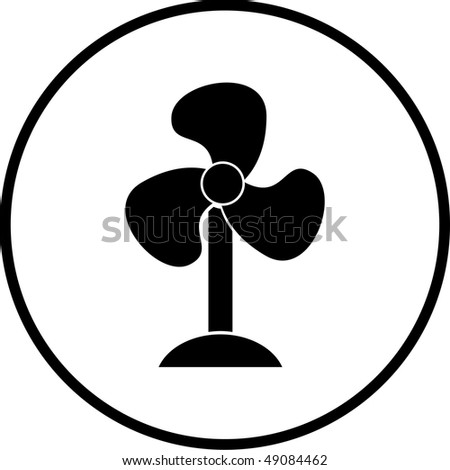 fan air blower symbol