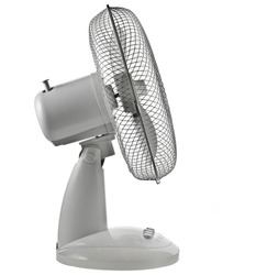 fan isolated on the white background