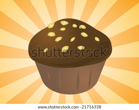 muffin clip art. Muffin Clip Art. Almonds