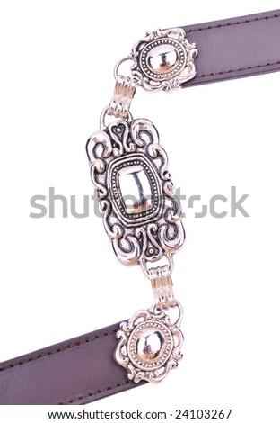 fancy female belt