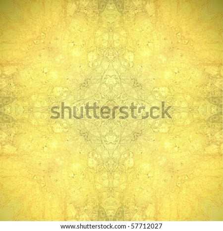 fancy gold background with slight pattern