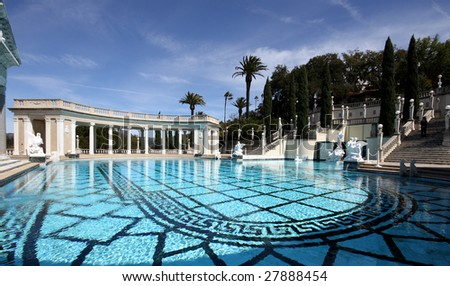 Pin Hearst Castle Free Desktop Backdrops And Wallpapers on Pinterest