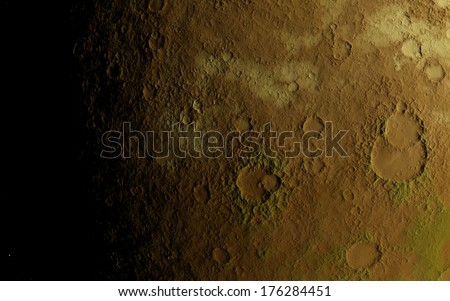 Fantastic Planet Surface Stock Photo 176284451 : Shutterstock