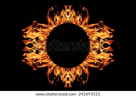 fantasy flames