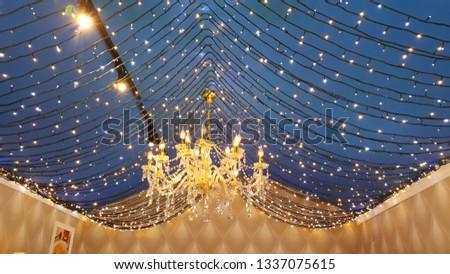 Fantasy ornate lighting #1337075615