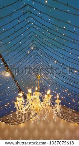 Fantasy ornate lighting #1337075618