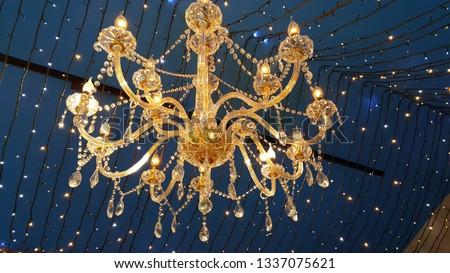Fantasy ornate lighting #1337075621