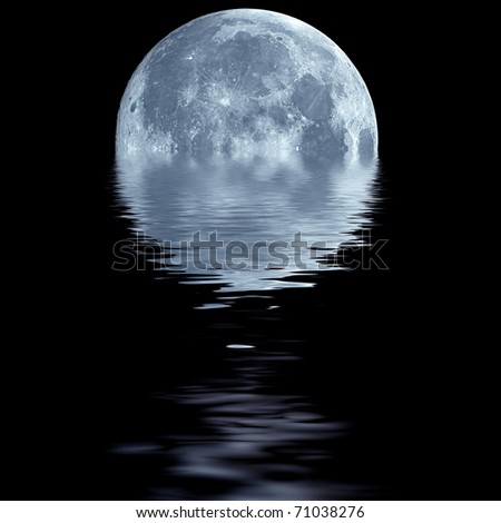 wallpaper cinta islam. wallpaper cinta. wallpaper cinta islam. black and blue wallpaper moon. black and blue