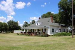 Farm house in rural Georgia, United States of America