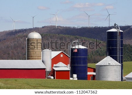 Farm in Maryland