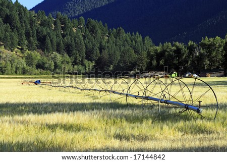 Farming Irrigation