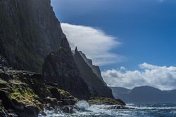 Faroe Islands - Vestmanna Bird Cliffs