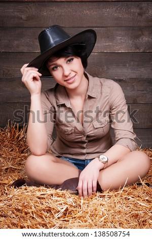 Sexy cowgirl shirtshirts
