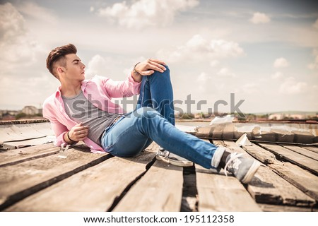 Outdoor Model Photography Poses