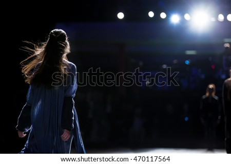 Fashion Show, Catwalk Event, Runway Show themed photo #470117564