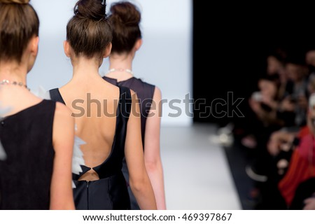 Fashion Show, Catwalk Runway Event themed photo #469397867