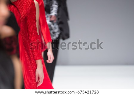 Fashion Show, Catwalk, Runway Event themed photo #673421728