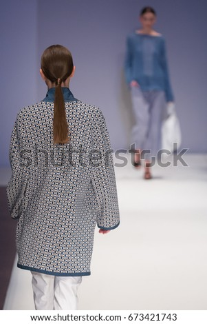 Fashion Show, Catwalk, Runway Event themed photo #673421743