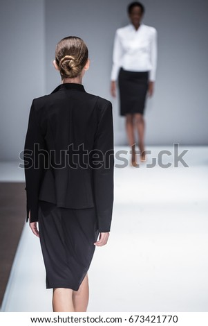 Fashion Show, Catwalk, Runway Event themed photo #673421770
