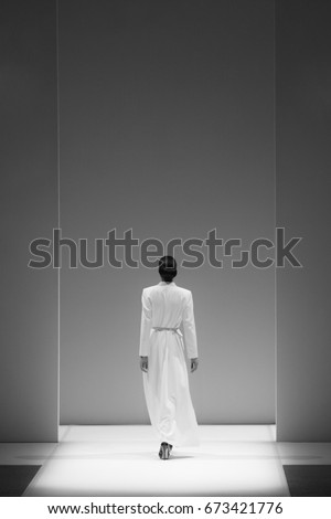 Fashion Show, Catwalk, Runway Event themed photo #673421776