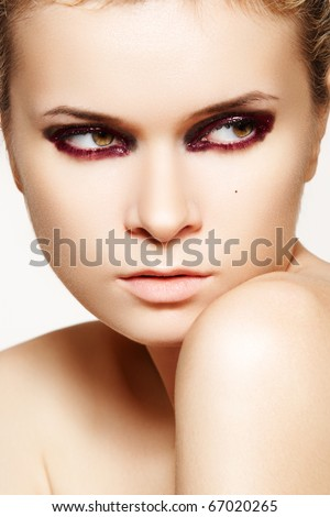gothic makeup ideas. Gothic Diva Makeup Ideas;