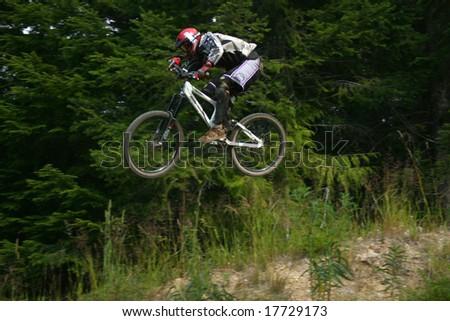 fast bike jump