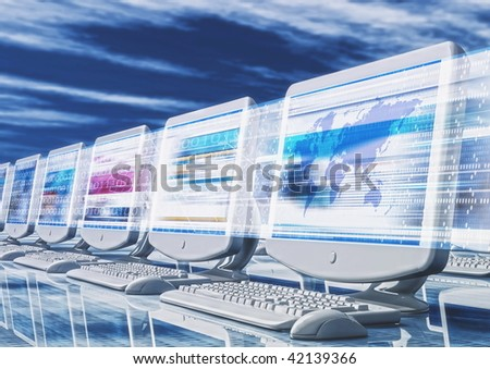 Fast Browsing the internet