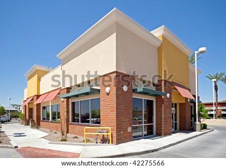 Fast food restaurant #42275566
