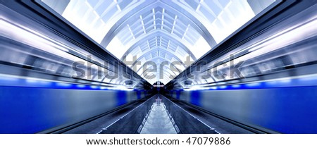 fast moving train #47079886