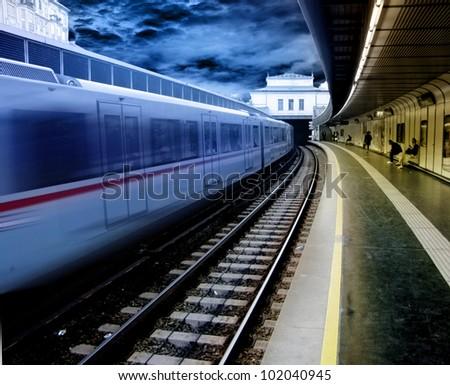 fast train #102040945