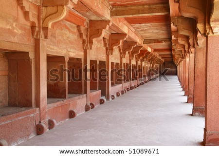 Fatehpur Sikri is the historical city was constructed by Mughal emperor Akbar