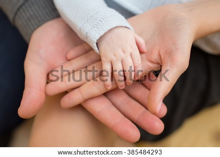 Free Photos Mom And Dad Hold Babys Hands Avopixcom