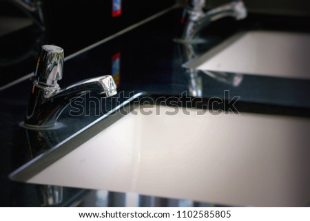 Faucets and modern sinks                              #1102585805