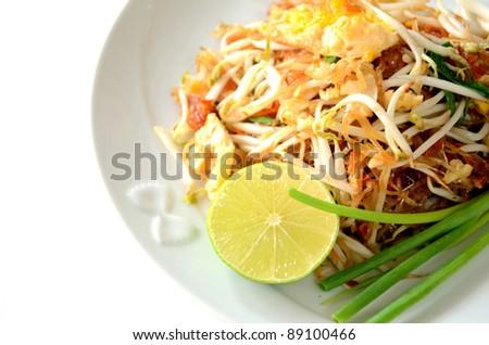 favorite thai food is name Pad Thai
