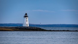 Fayerweather Island Lighthouse, Bridgeport, Connecticut