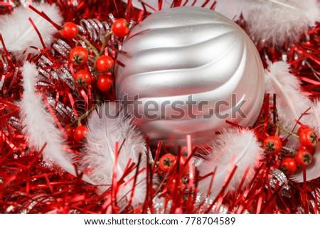 Gold tinsel garland christmas tree large u nntl