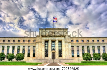 Federal Reserve Board of Governors in Washington, D.C. United States