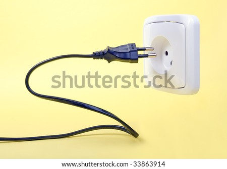 feeder cable with wall outlet