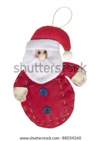 Santa Claus Christmas Tree Decorations