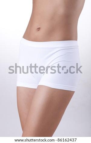 Female body.