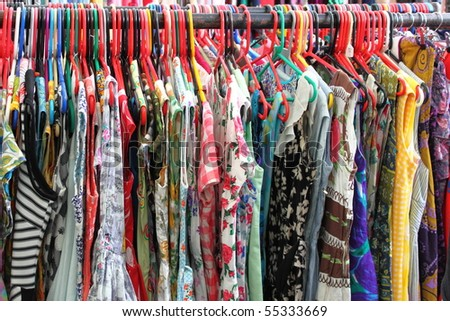 Barry. Cheap clothing stores