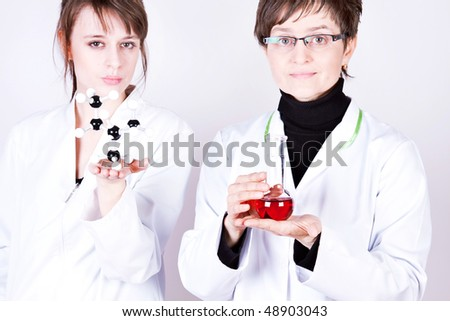 Female Scientists