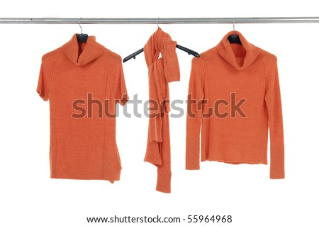 female shirt, on Hangers #55964968