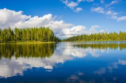 Femund Lake Norway