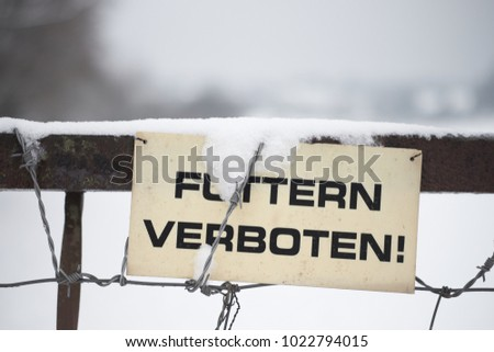 Fences and barriers in Germany and Europe #1022794015