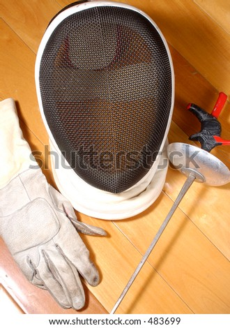 fencing equipment