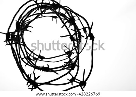 Free Photos Barbed Wire Under Tension