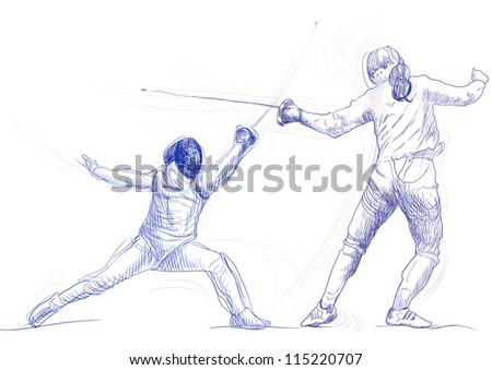 fencing full sized  original